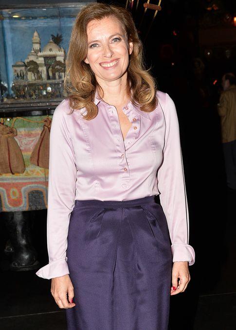 La ex primera dama gala en su último acto público (Gtres)