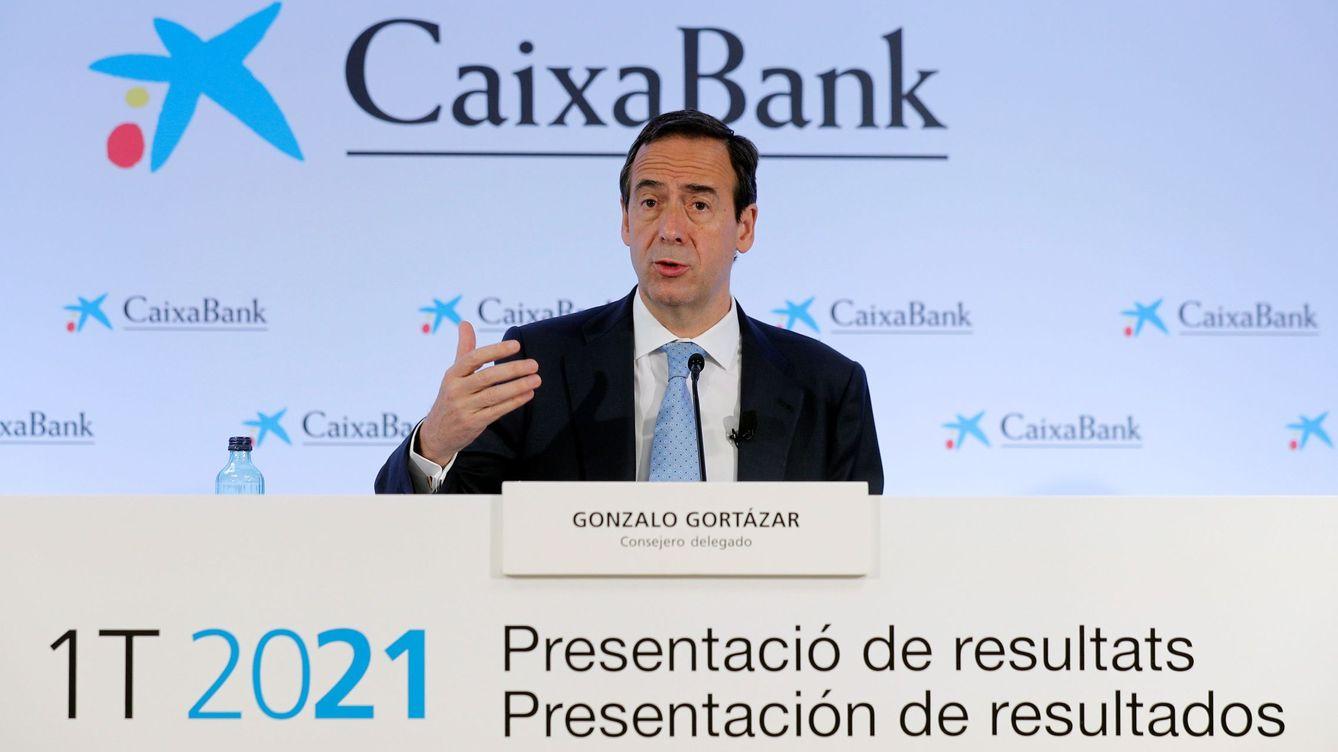 Gortázar (CaixaBank) pide que la discusión sobre salarios se quede en el consejo