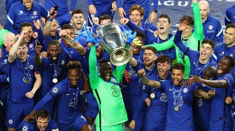 El Chelsea domina la final ante el City de Guardiola y vence con un gol de Havertz (0-1)
