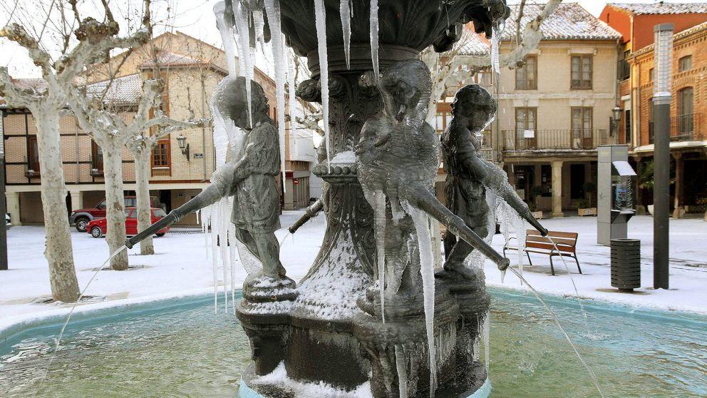El invierno llega a España: frío, nieve y lluvia en un fin de semana bajo cero