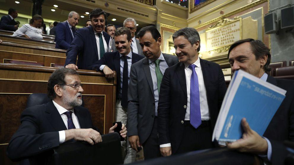El proceso independentista reabre heridas en los partidos