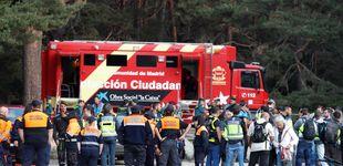 Post de Se retoma el dispositivo de búsqueda de Blanca Fernández Ochoa en Cercedilla