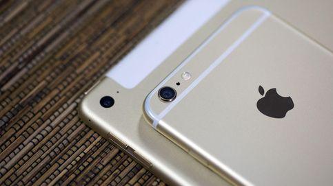 Al final el dorado, el color del mal gusto, ha disparado a Apple