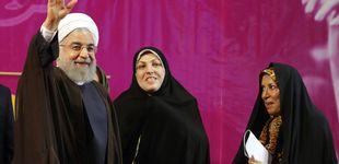 Post de Rohaní lidera el recuento de votos: los iraníes eligen seguir abriéndose a Occidente