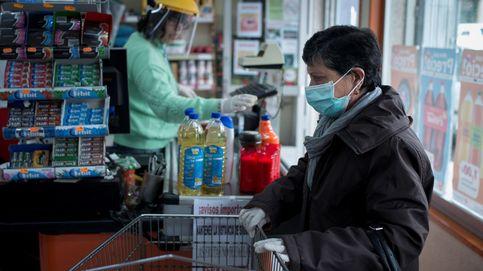 La OCU no detecta rastros de covid en los envases de los alimentos del supermercado