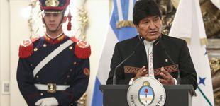 Post de Evo Morales condena el intento de golpe de estado en Venezuela y señala a Trump