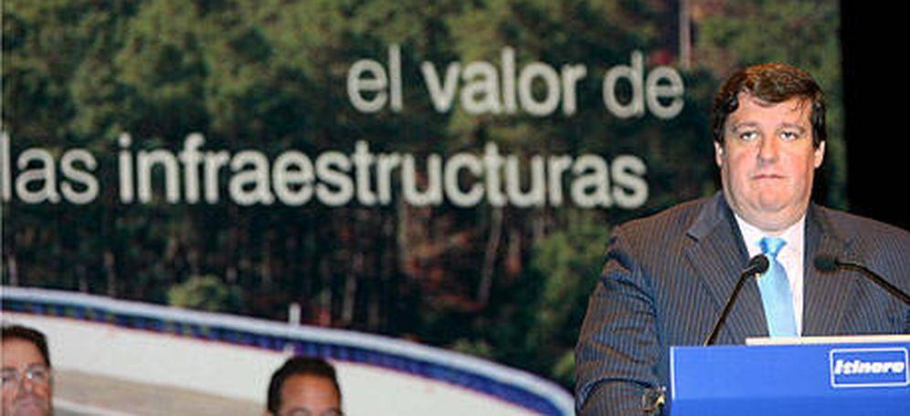 Foto: Javier Pérez Gracia, consejero delegado de Itínere, en una foto de archivo. (EFE)