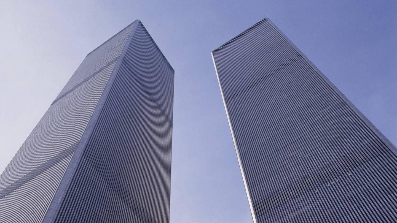 Las Torres Gemelas en 1991. (Fuente: iStock)