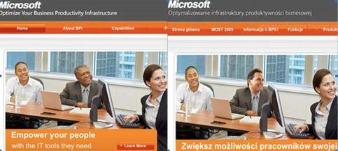 La torpeza de Microsoft con el Photoshop