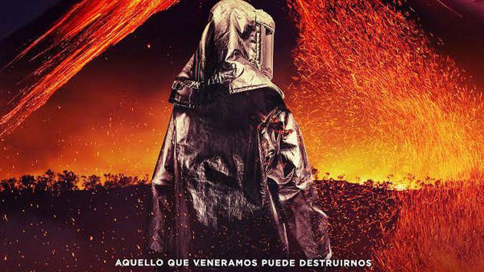 Tráiler del espectacular documental 'Dentro del volcán' de Netflix
