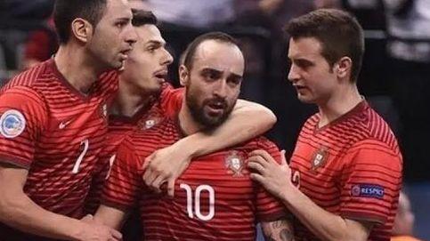 Ricardinho, lambretta y gol en la misma jugada