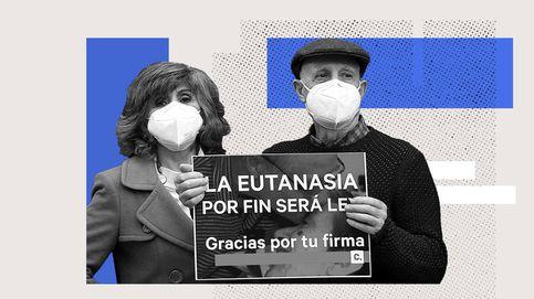 Luz verde a la ley de eutanasia y la campaña de vacunación europea ya tiene fecha