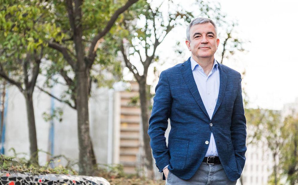 Foto: Luis Garicano, responsable económico de Ciudadanos. (Roberto Gómez)