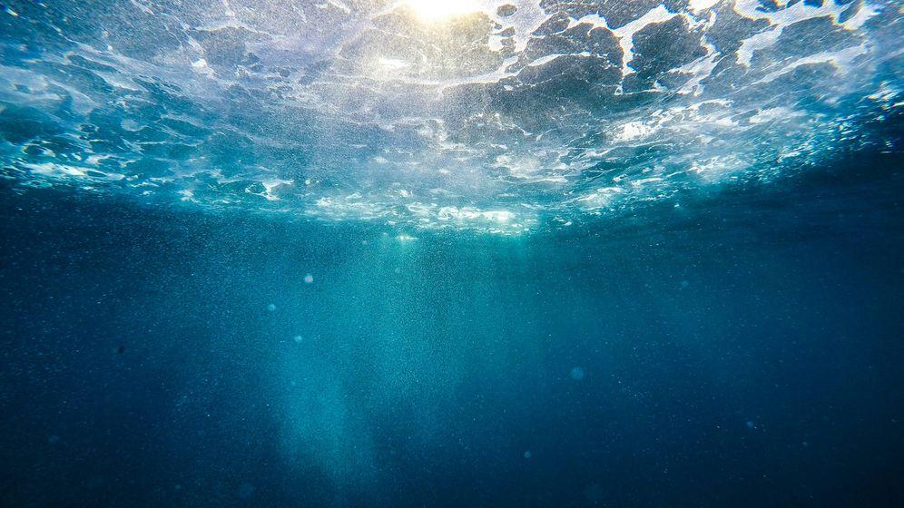 Foto: Agua de mar. (iStock)