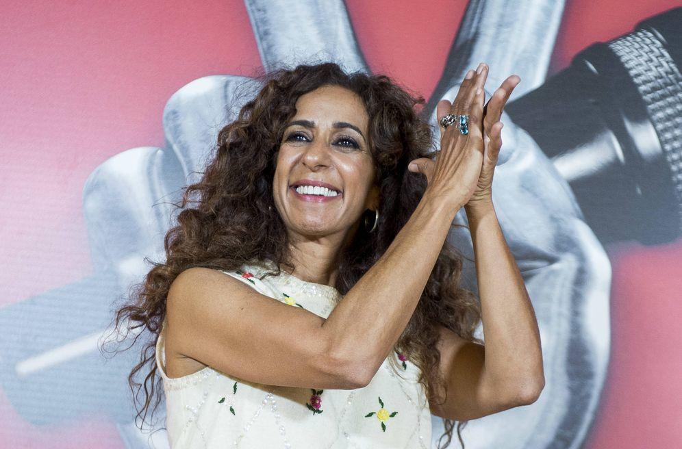 Foto: Rosario Flores en una imagen de archivo. (Gtres)