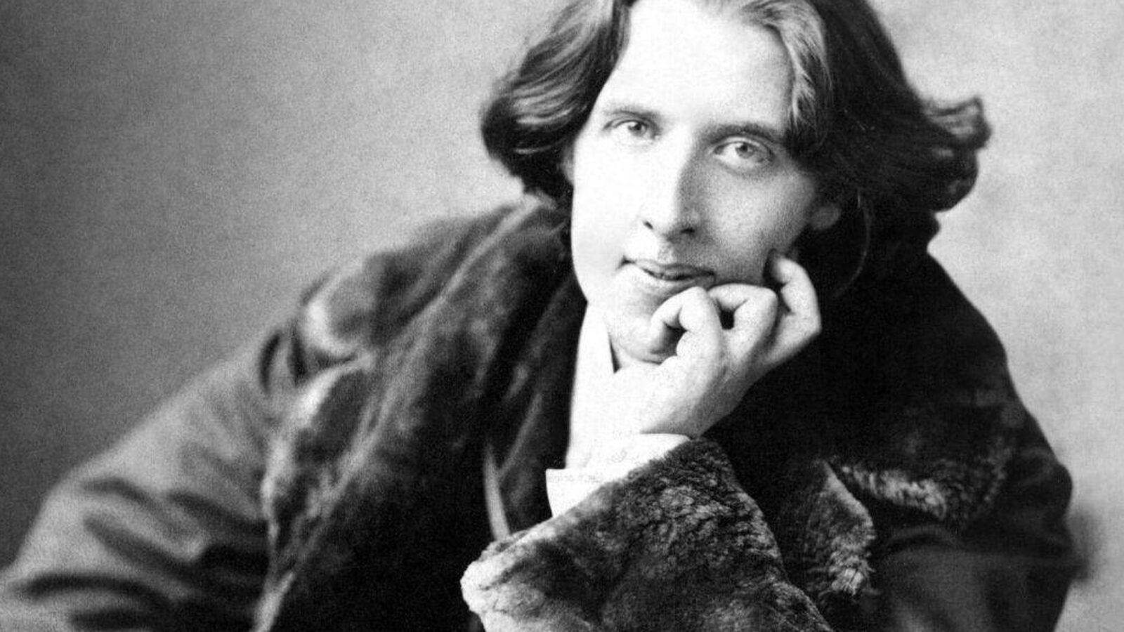 Foto: El escritor británico Oscar Wilde. (CC)