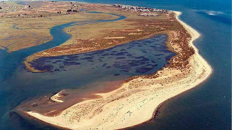 Isla Canela y alrededores son una maravilla natural. (Cortesía Turismo de Andalucía)