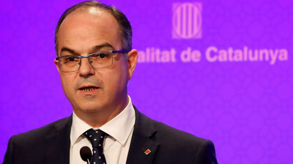Foto: Jordi Turull, el candidato a presidir el 'Govern' que estuvo 32 días en la cárcel. (Reuters)