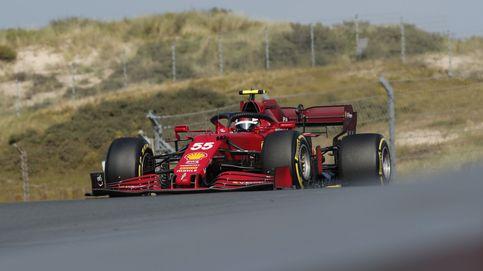 Ferrari sorprende: ¿será Zandvoort un 'Mónaco entre las dunas' para Carlos Sainz?