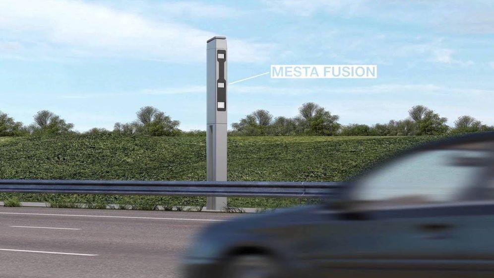 Foto: Los Mesta Fusión ya son el 'gran hermano' de la carretera, el ojo que todo lo ve. (CC)