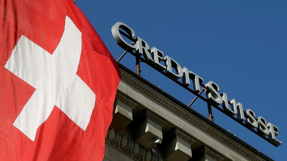 Foto: Sede de Credit Suisse en Lucerna, Suiza. (Reuters)