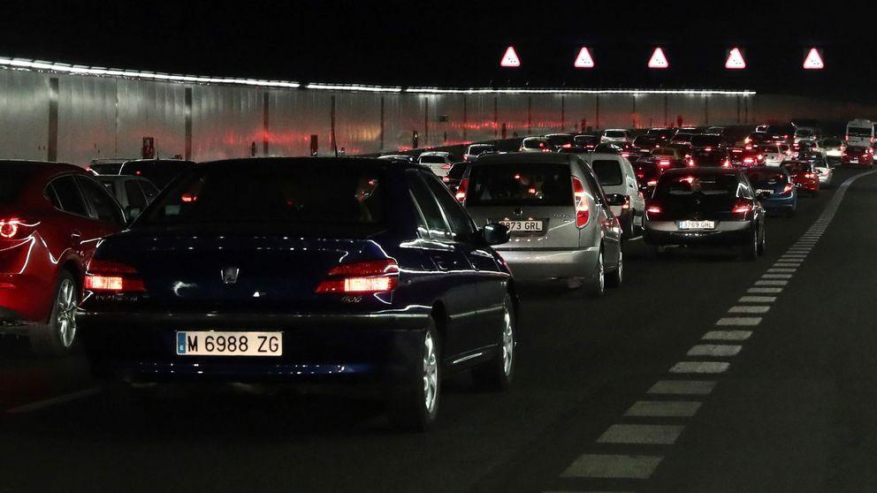 Madrid sigue pagando la luz de la M-30 (3,5 millones) pese al dictamen del pleno