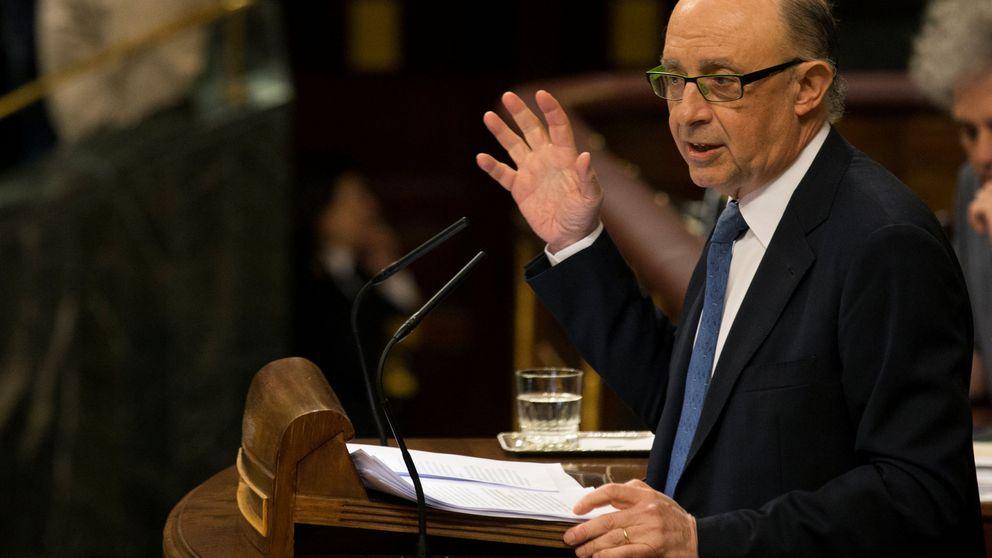 Montoro: Ningún euro va a financiar la independencia de Cataluña