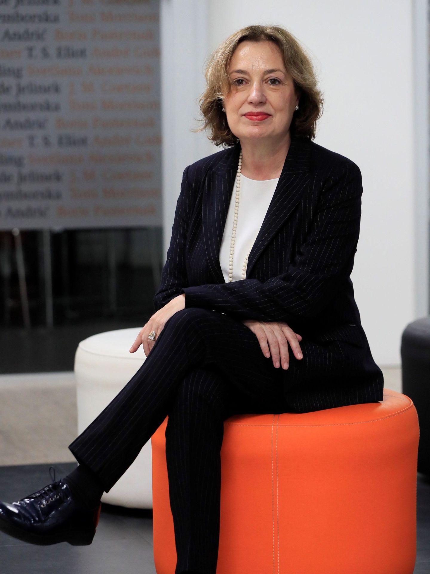 La historiadora Isabel Burdiel.