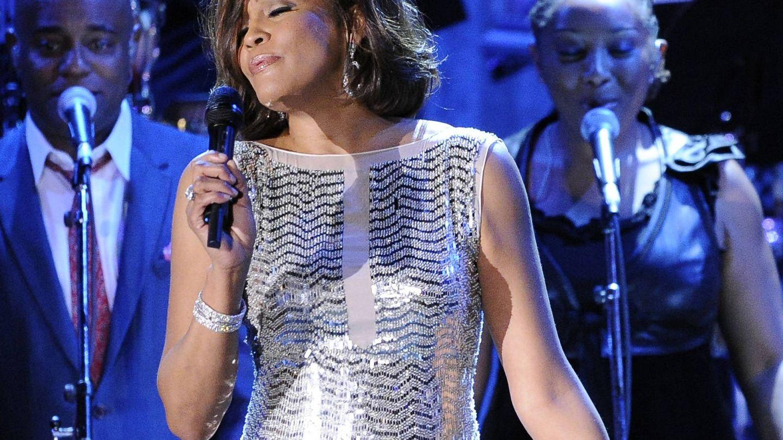 Whitney Houston en una imagen de archivo. (Gtres)