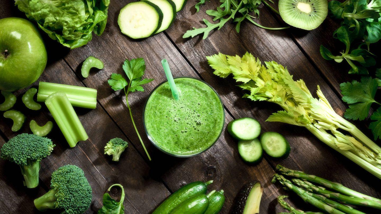 Vegetales verdes. (iStock)