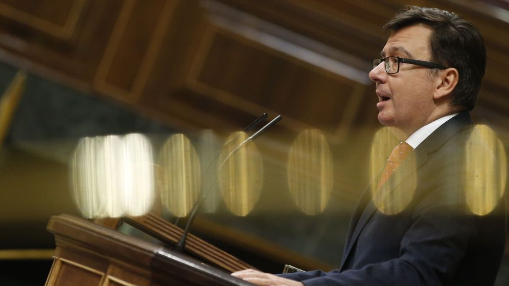 Foto: El exministro de Economía, Industria y Competitividad Román Escolano. (EFE)