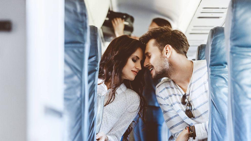Qué hay de verdad en los amores que surgen en los viajes de avión