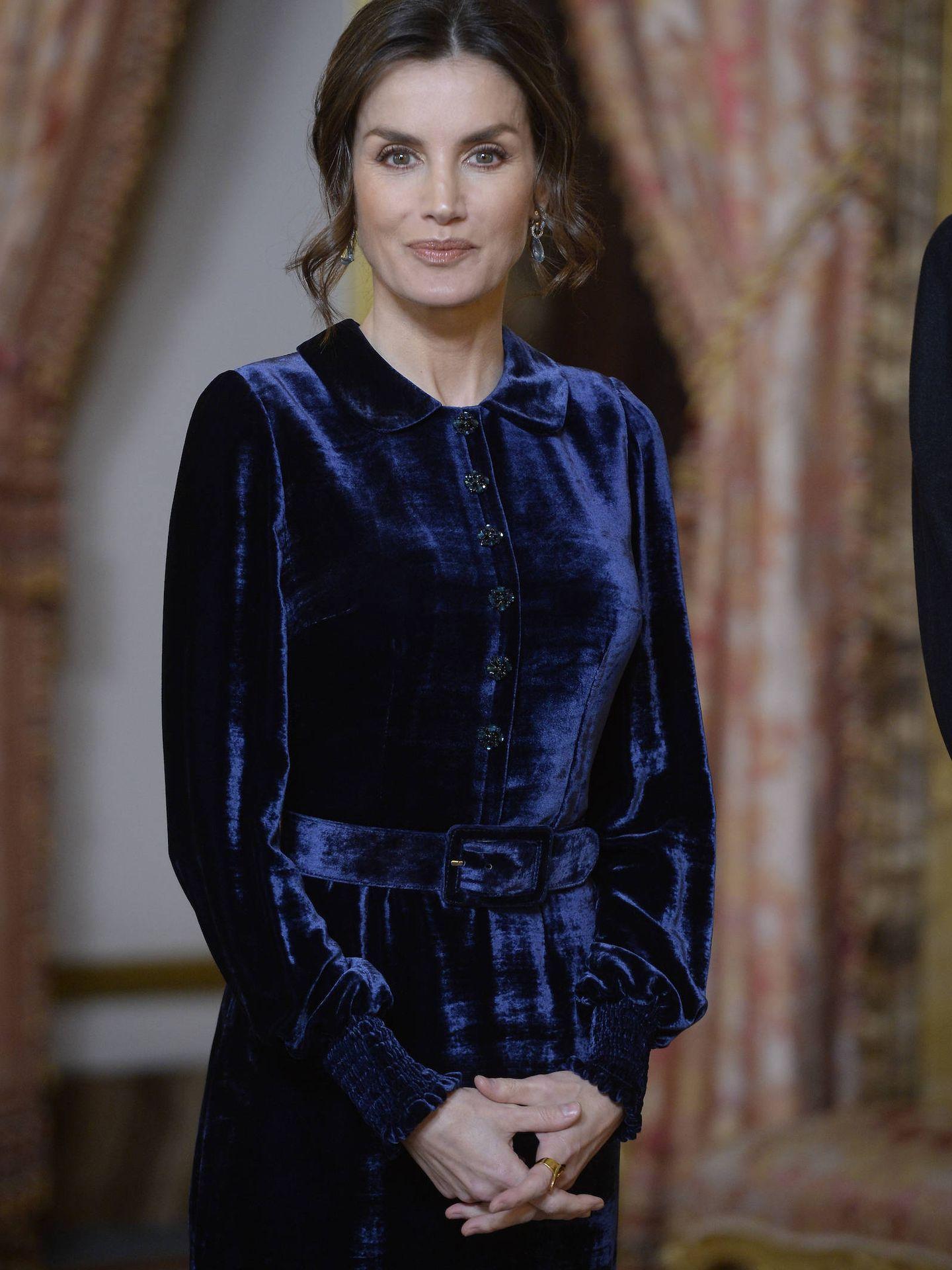 El vestido de la Reina. (Limited Pictures)