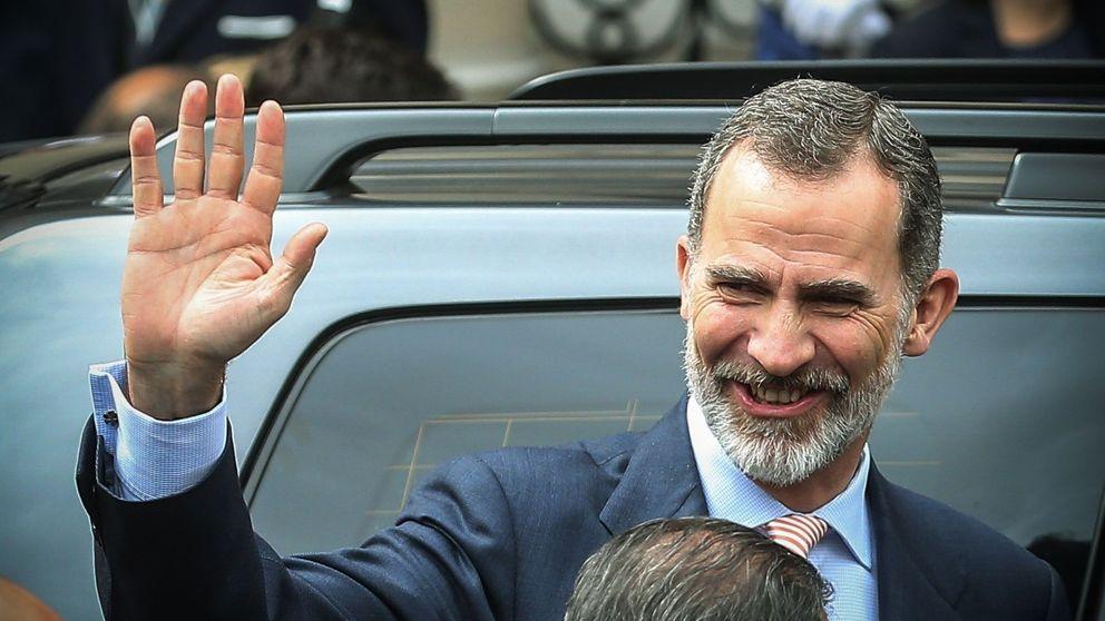El Rey despeja su agenda para seguir unas elecciones cruciales para España