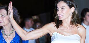 Post de La versión más sexy de la reina Letizia reaparece de concierto en Mallorca
