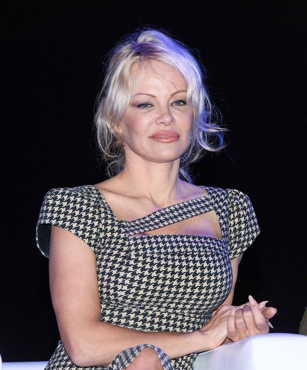 Foto: Pamela Anderson en una imagen de archivo. (EFE)
