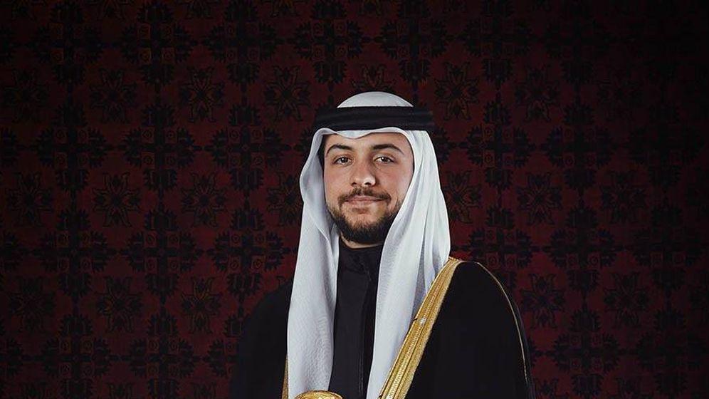 Foto: El príncipe Hussein, en una de las imágenes oficiales distribuidas por la corte hachemita. (Reino Hachemita de Jordania)