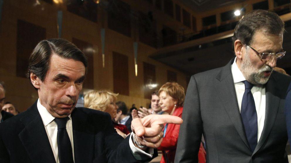 Aznar: Podemos es comunismo; todo lo que ha sido un fracaso