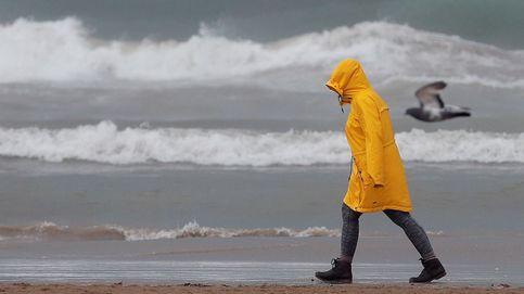 Nueva jornada de fuertes lluvias en el sureste peninsular y en Baleares