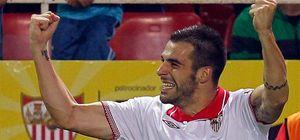Foto: Negredo se irá del Sevilla y el Atlético se perfila como la mejor opción
