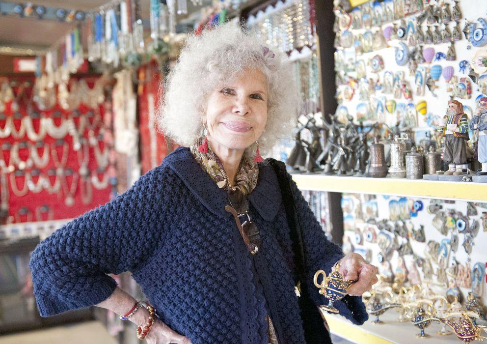 Foto: La duquesa de Alba en una imagen de archivo de 2012 (Gtres)