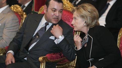 La apuesta de Mohamed VI por Clinton: 11 millones para afianzar su relación