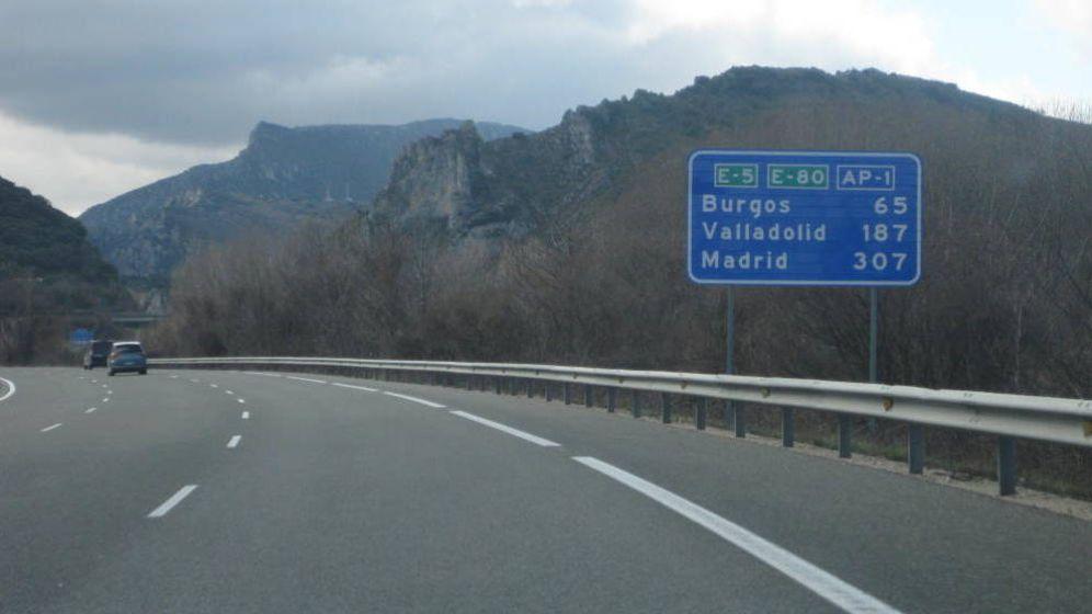 Foto: Imagen de la autopista AP-1