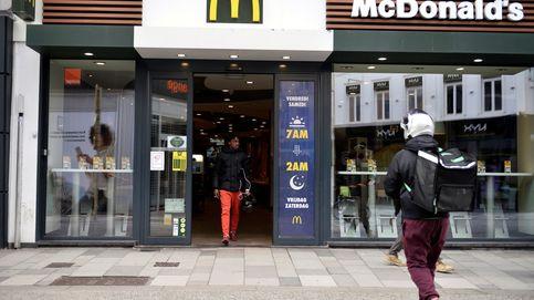 McDonald's suspende temporalmente la actividad de todos sus restaurantes