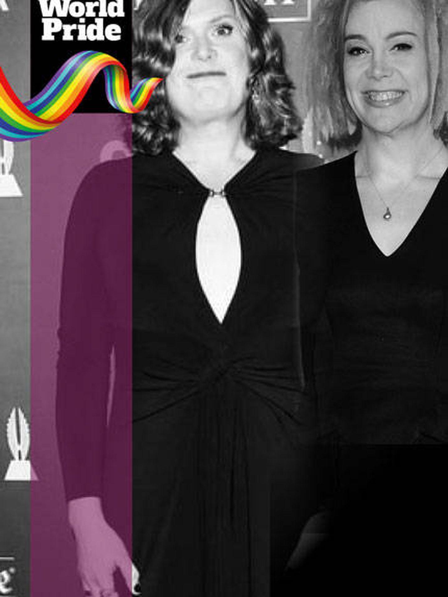 Orgullo LGTBI 2017: Lilly y Lana Wachowski.