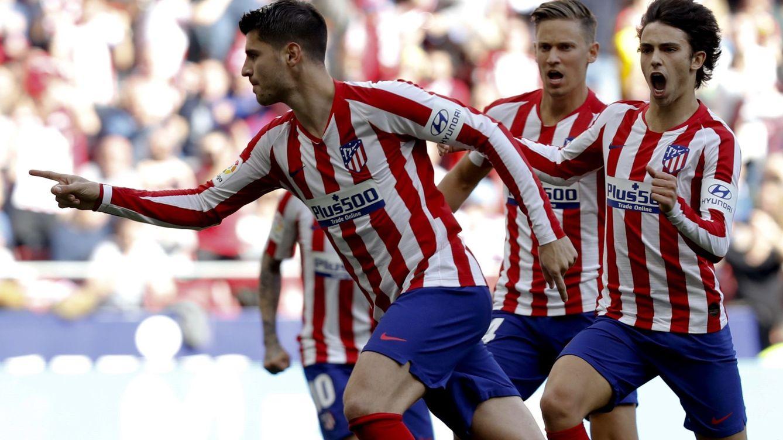 El Atlético pierde una final, pero recupera sensaciones a pocos días de visitar Anfield