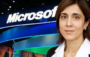 Pilar López sustituye a María Garaña al frente de Microsoft