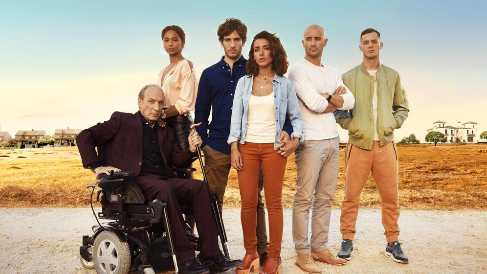 Foto: Imagen promocional de 'El accidente'. (Mediaset)