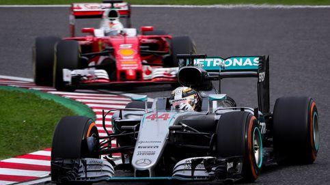 Ferrari, McLaren y Red Bull pueden echarle el gancho a Mercedes en 2017