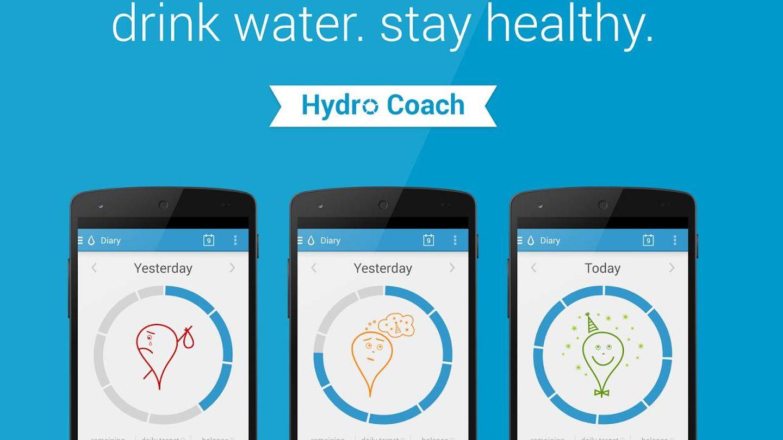 Que no te falte hidratación este verano. (Hydro Coach)